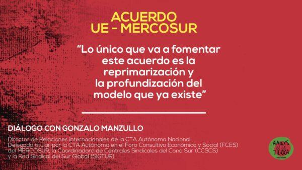 Acuerdo UE -MERCOSUR: la voz de los sindicatos